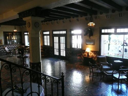 Paisano-lobby